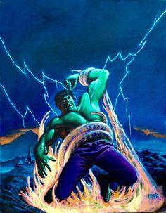 "#Hulk #Fan #Art. (Incredible Hulk #1 novel 1978 ""Stalker From The Stars "") By: Bob Larkin. (THE * 5 * STÅR * ÅWARD * OF: * AW YEAH, IT'S MAJOR ÅWESOMENESS!!!™)[THANK U 4 PINNING!!!<·><]<©>ÅÅÅ+(OB4E)                    https://s-media-cache-ak0.pinimg.com/474x/81/c6/c1/81c6c1c96ce0b0dc5fafc8a5aad545b0.jpg"