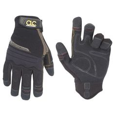 CLC Work Gear Extra Large FlexGrip Subcontractor Gloves * Gloves* Ring-Cut feature easily converts to fingerless glove of your choice* Syntrex synthetic palm material for increased abrasion and tear resistance* Padded palm #hometools #homeequipment #homedepot #houseneeds #tool #tools #drill #toolboxes #circularsaw #woodworkingtools #cordlessdrill #boschtools #woodcarvingtools #powertools #powerdrill #gardentools #toolsforsale #hitachitools #sktools #drills # gardeningtools #toolset…
