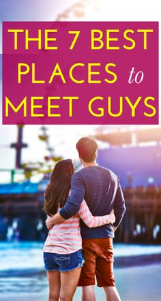 7 places to meet guys (that aren't bars)
