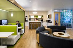 Collaboration Space Design | Posted by Michael Bangs, P.E. Director of Global Facilities Operations ...