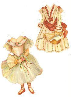 Miss Missy Paper Dolls: Old-Fashioned Children