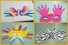Carnevale: addobbi fai da te per bambini (Foto 15/41) | PourFemme