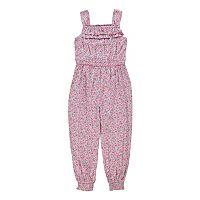 Floral Print Jumpsuit | Girls | George at ASDA