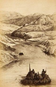 [ARMENIA]. L'Arménie pittoresque. Venice: Imprimerie Arménienne de St. Lazare, 1871. #armenia #scenery