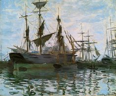 ♦️🔹( 1840– 1926 ) Impressionist : Oscar-Claude Monet : French : More Pins Like This At FOSTERGINGER @ Pinterest♦️🔹🉐