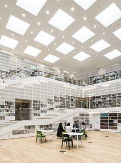 Galería de Biblioteca y mediateca Dalarna / ADEPT - 22