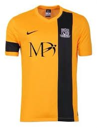 Southend United away 2014-15