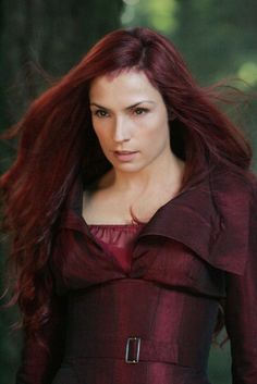 Famke Janssen as Phoenix in X-Men: The Last Stand