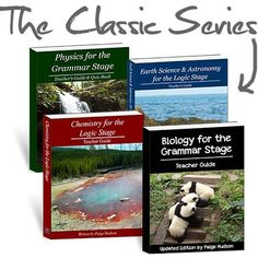 The Classic Series - Elemental Science review - Biology for the Grammar Stage http://www.thecurriculumchoice.com