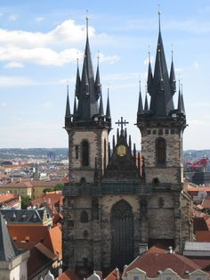 Someday I would absolutely love to go to Prague...