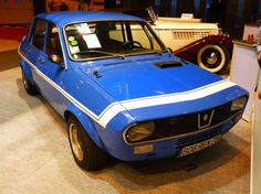 Renault 12 Gordini 1972 Renault Sport, Audi Sport, Sport Cars, Automobile, Nissan Infiniti, Car Museum, Vintage Racing, Car Car, Courses