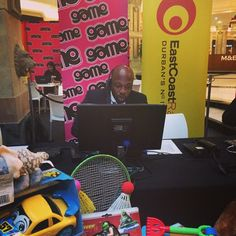 Bongani says manning the phones and being on air is very similar! Call him now on to pledge. Toy Story, Behind The Scenes, Phones, Home Appliances, Instagram, House Appliances, Phone, Appliances