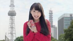 木崎ゆりあは名古屋弁で「おはよう。でら応援しとるでね!」と挨拶 ▼12Sep2014Walkerplus|AKB48木崎ゆりあの名古屋弁がラブリー!ワンダ新CMに注目 http://news.walkerplus.com/article/50334/ #木﨑ゆりあ #木崎ゆりあ #Yuria_Kizaki #AKB48