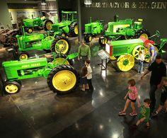 New in 2015: John Deere Waterloo Tractor & Engine Museum, Waterloo Iowa