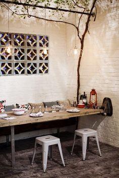 Outdoor Dining, Interior, Outdoor Table, Outdoor Living, Outdoor Patio, Outdoor Spaces, Garden