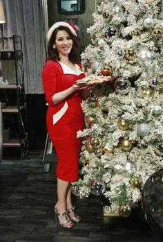 Christmas the Nigella Lawson way