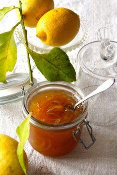 As Minhas Receitas: Geleia de Limão
