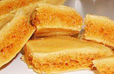 Honeycomb (=Honigwabe) ist sowohl in England als auch in Australien eine sehr beliebte Süßigkeit. Es ist auch als Sponge Toffee (Schwamm T...