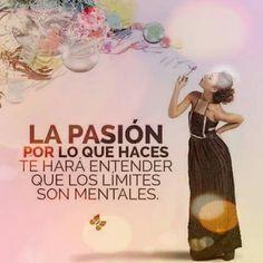 Los Limites solo están en nuestra mente.  Querer es Poder.... SIEMPRE!!! #anabelycarlos #sinlimites #caminodelexito