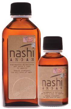 Nashi Argan oil: love love love
