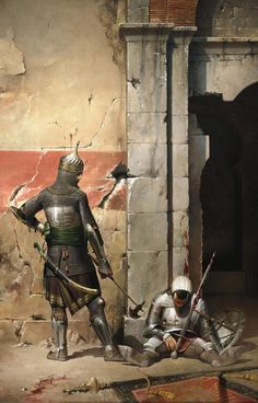 The Fall of Constantinople. Guardians of Christendom