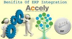 Benefits Of ERP Integration - Accely