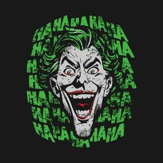 Check out this awesome 'Joker+Hahaha' design on Joker Batman, Batman Art, Joker Poster, Joker Logo, Joker Kunst, Joker Film, Joker Und Harley Quinn, Batman Tattoo, Joker Wallpapers