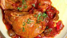 Carne, Chicken, Ethnic Recipes, Pork, Cubs