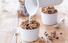 Autumn in a Bowl: Spiced Pumpkin Granola - Against All Grain - Award Winning Gluten Free Paleo Recipes to Eat Well & Feel Great