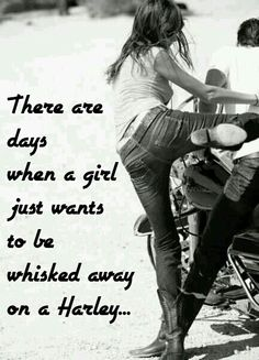 Lady Biker, Biker Girl, Women Motorcycle Quotes, Harley Davidson Quotes, Biker Love, Riding Quotes, Bike Quotes, Hot Bikes, Uplifting Quotes