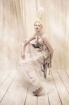 'Amato Haute Couture'  Wonderful fashion photos by Tina Patni