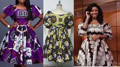 Long Ankara Dresses, Ankara Skirt And Blouse, African Fashion Dresses, Ankara Styles, Cold Shoulder Dress, Skirts, Beautiful, Skirt