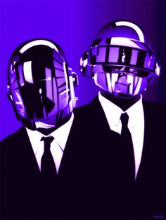 "daft punk + digital love = ""last night i had a dream about you - in this dream…"
