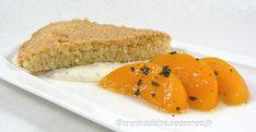 Shortcake à la pêche de Jamie Oliver / Une cuisine pour Voozenoo