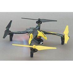 Dromida Ominus FPV UAV Quadcopter RTF Yellow