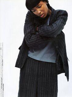 Vogue Paris from 1999