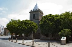 Igreja de Santa Maria (Nossa Senhora do Ó) - Mosteiro de Águas Santas
