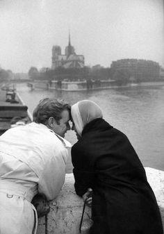Paris 1960s  by Loomis Dean