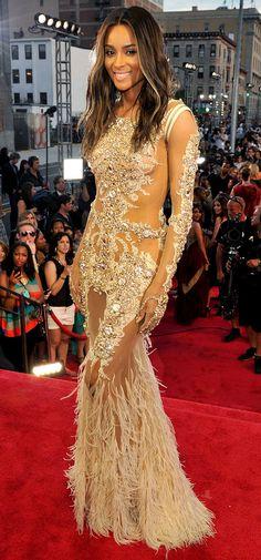 ciara at vmas | Ciara - Red Carpet 24/7 - UsMagazine.com