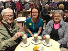 Tea for two at Oswaldtwistle Mills - Springhill Care Group Lancashire