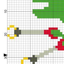 Resultado de imagem para dinosaur cross stitch