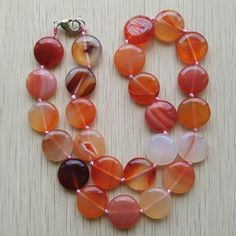 Item Type: Necklaces Fine or Fashion: Fashion Necklace Type: Chains Necklaces Shape\pattern: Round Style: Trendy Metals Type: Zinc Alloy Material: Stone Agate Necklace, Pendant Necklace, Natural Red, New Fashion, Jewelry Necklaces, Shapes, Free Shipping, Beads, Hot