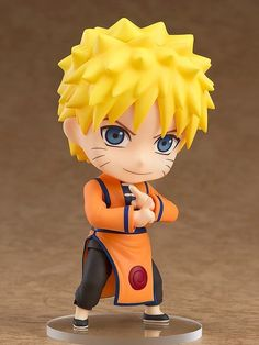 Nendoroid Naruto Shippuden Uzumaki 10cm PVC Action Figure Spielzeug