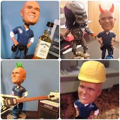 """bryanbaeumler: """"Congratulations to last week's #HereWithBryan winner @Beaven03!! Looks like I had quite the party..."""""""