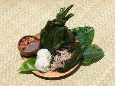 Hawaiian Laulau Plate