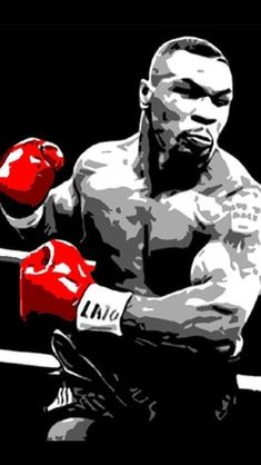 Mike Tyson poster for man cave Ufc Boxing, Boxing Gym, Boxing Workout, Muay Thai, Bon Sport, Boxe Mma, Boxe Fight, Mike Tyson Boxing, Combat Boxe