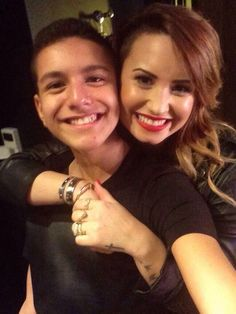 Lohanthony and Demi.♡ my faves.♡