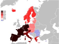 Układ z Schengen – Wikipedia, wolna encyklopedia France Economy, Scientific Management, Knowledge Worker, Workplace Bullying, Organizational Structure, Job Satisfaction, Goods And Services, Geography, Europe