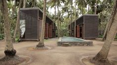 Palmyra House / Mumbai Studio The video shows the relationship between the architecture and the environment, the nature that surrounds it, the context in which it is located and how it reacts…