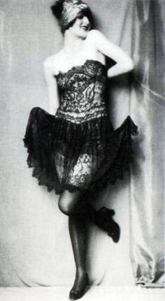 Cabaret dancer Anita Berber (1899-1928) c. early 1920s